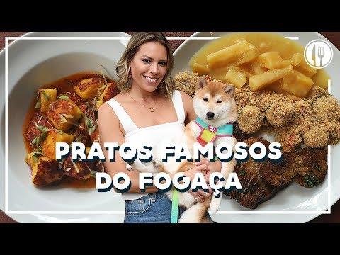 SAL GASTRONOMIA DO FOGAÇA  DEB VISITA  Go Deb