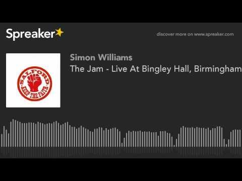 The Jam - Live At Bingley Hall, Birmingham, England 1982 FULL CONCERT (part 1 of 6)