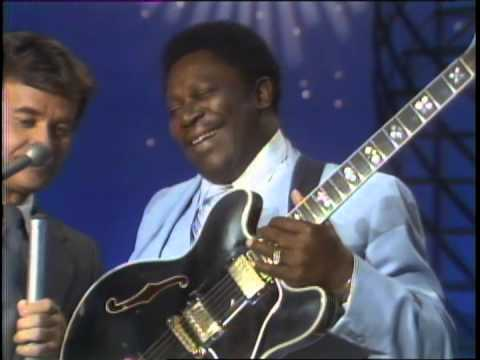 American Bandstand 1979- Interview BB  King