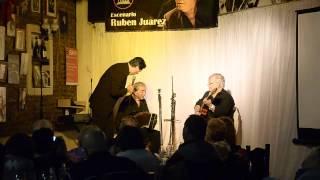 Pablo Maidana canta