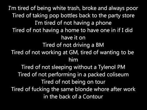 If I Had - Eminem Lyrics