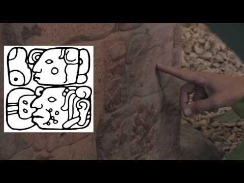 Ancient Maya Stela C of Quirigua and the Hero Twins