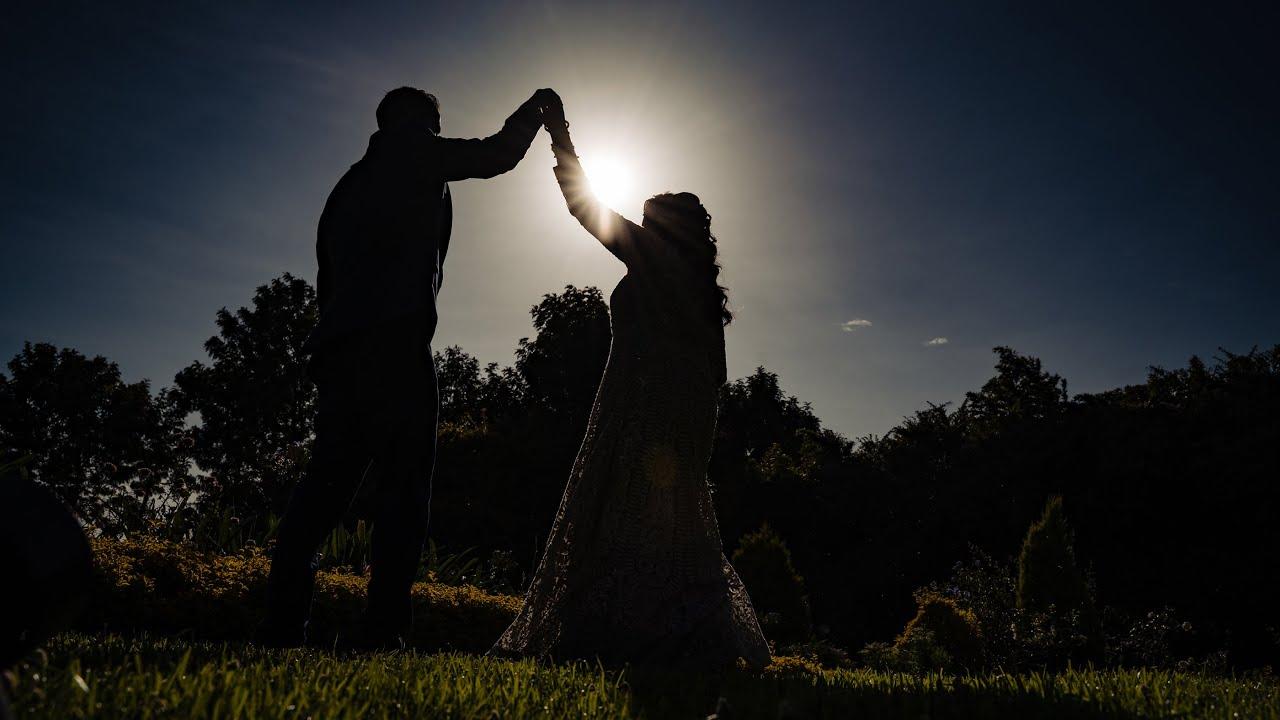 An Intimate Wedding Ceremony  Fushcia Gardens Eldo Farm Limuru - Alisha & Gibran
