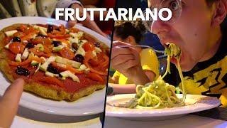 Ho provato il PRIMO RISTORANTE FRUTTARIANO d'Italia (solo cibo a base di frutta)