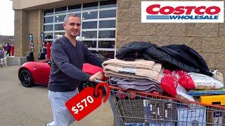 Опять ПОКУПКИ в COSTCO Покупаем обновки для дома к Новому Году Предпраздничный ШОППИНГ в Америке