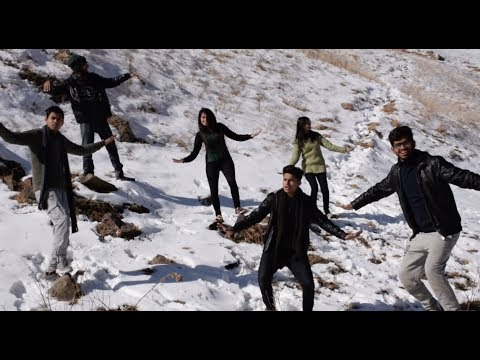 AIB : Udd Gaye by Ritviz Music Video at 9000ft Prashar Lake