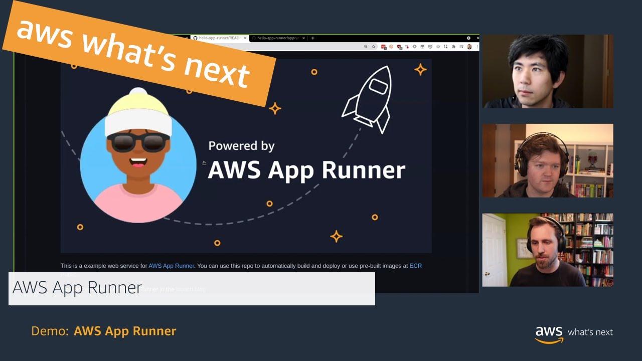AWS What's Next ft. AWS App Runner