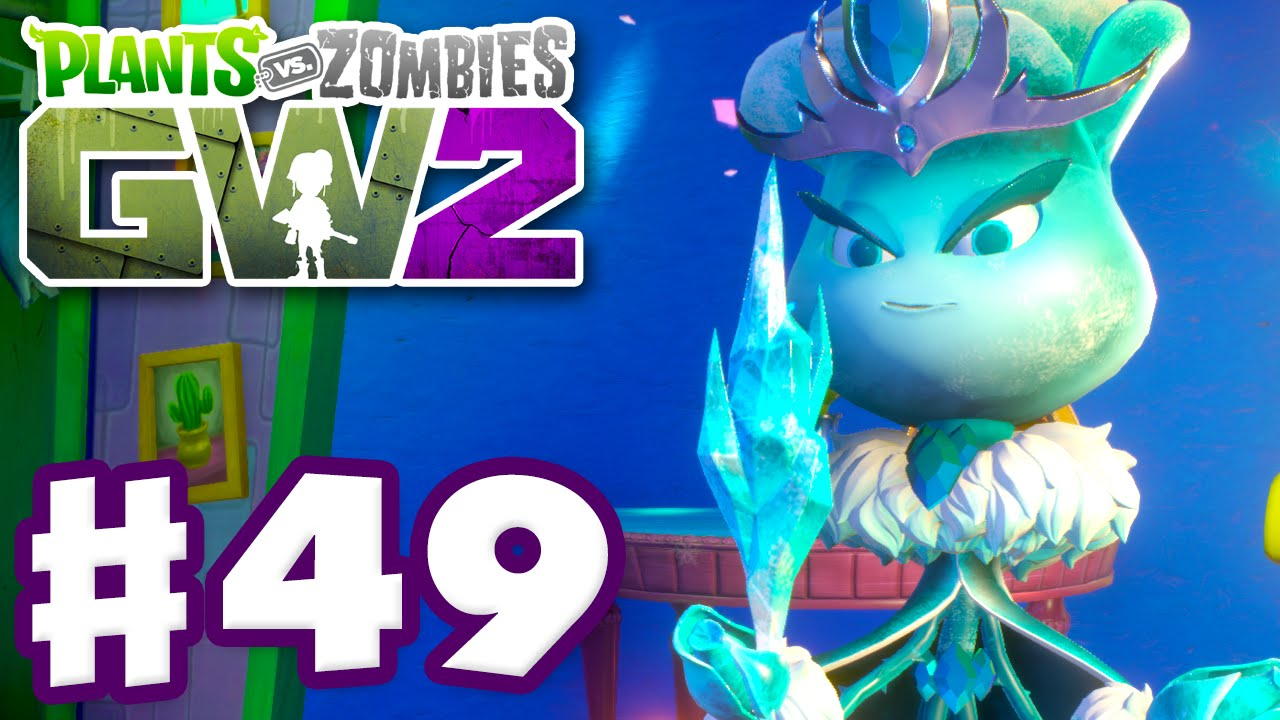 Zombies Garden Warfare 2 Play Part 49 Frost Rose Pc You