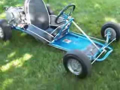 Rupp A-Bone Go Kart { Restored } Read Full Discription for ...