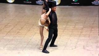 Avisale a mi Contrario TITO RODRIGUEZ (Campeonato de salsa Cali) Fernando H. y Marcela Orozco