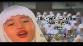 Mayada-sholatullahi wassalam lirik by bagus
