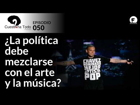 ¿Deben los artistas, cantantes, deportistas e influencers opinar de política? - EPISODIO 050 - CTP