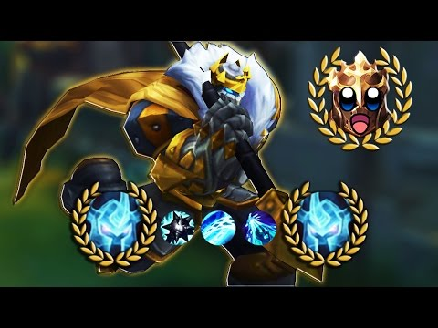 Mordekaiser Is AWESOME #4