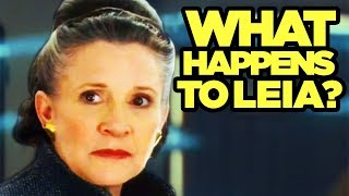 Star Wars EPISODE 9 Predictions - LEIA THEORY
