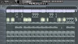 Me_Le_Pegue_Remake Fl_Studio_10  + flp