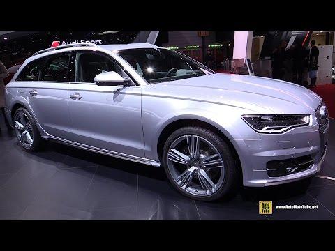 2016 Audi A6 Allroad Quattro - Exterior and Interior Walkaround - 2016 Geneva Motor Show
