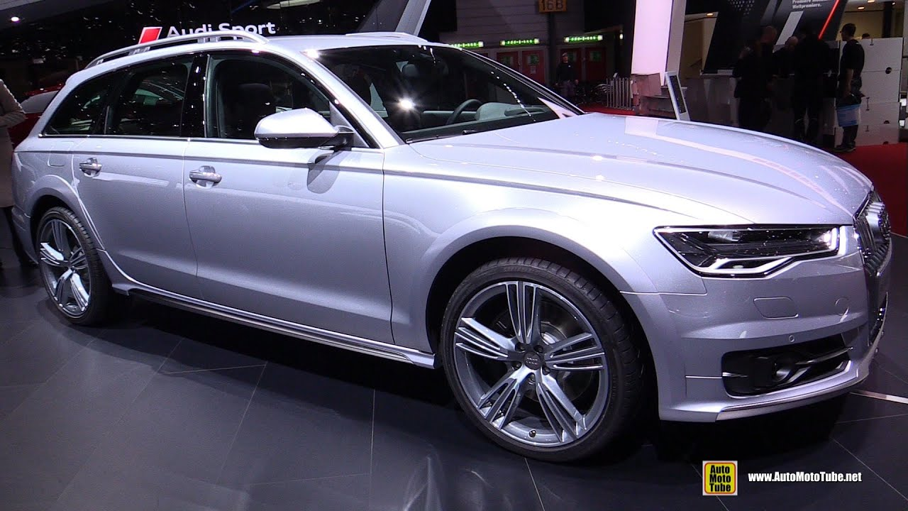 2016 audi a6 allroad quattro exterior and interior. Black Bedroom Furniture Sets. Home Design Ideas