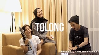 Download lagu Tolong - Budi doremi (Feby putri X inungs X radithya cover)