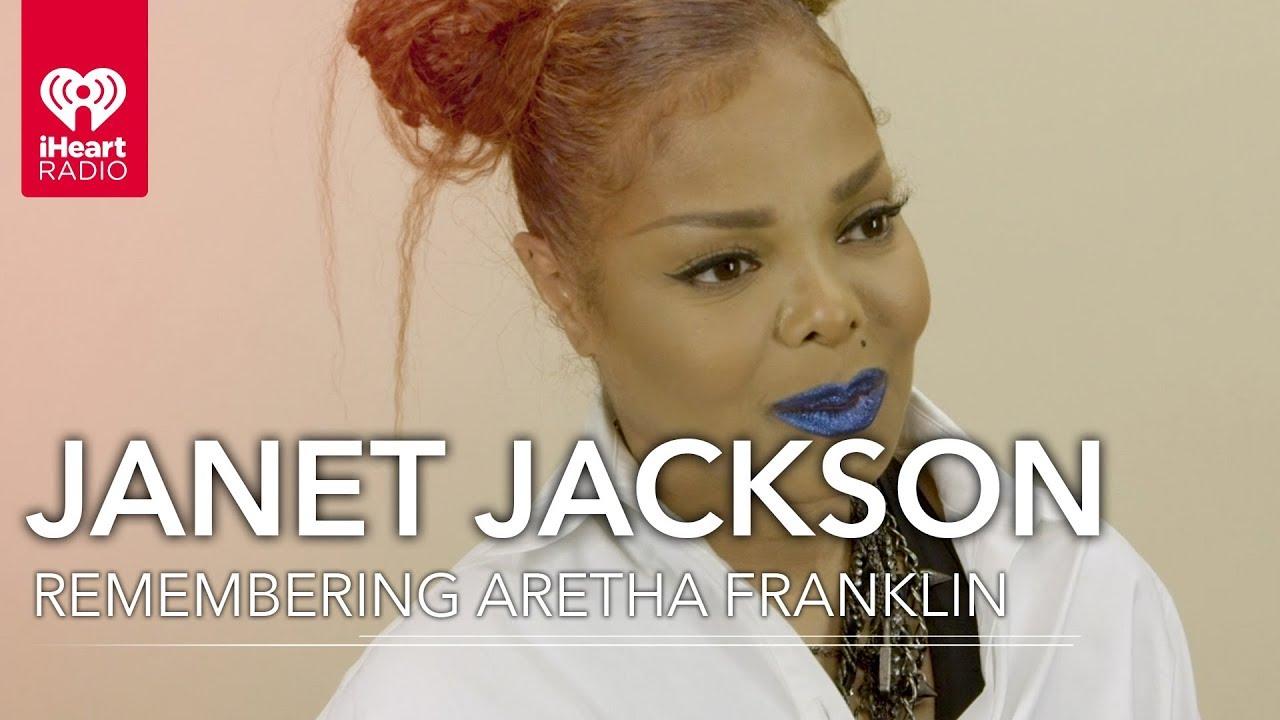 Janet Jackson Remembers Aretha Franklin