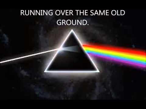 Pink Floyd  Wish U Were Here Lyrics