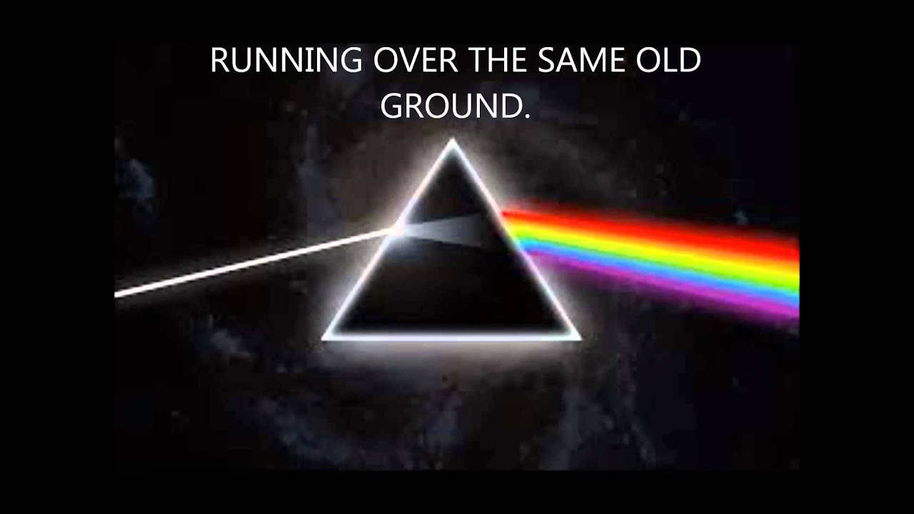 Pink Floyd Wish You Were Here Lyrics Youtube