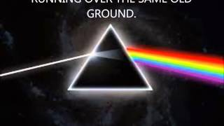 Repeat youtube video Pink Floyd - Wish U Were Here (Lyrics)