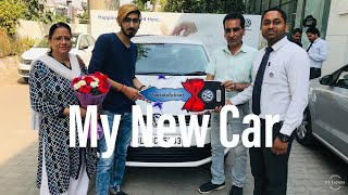 Finally Taking Delivery of My New Car...❤️