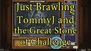 Just Brawling: The Great Stone of Challenge Tavern Brawl