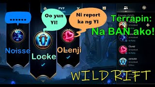 GSPH May Wild Rift na! Ang ma DC i RE-REPORT!