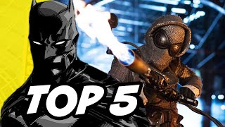 Gotham Season 2 Episode 6 - TOP 5 WTF and Batman Easter Eggs