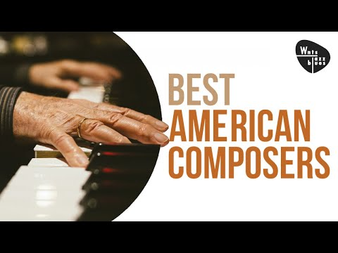 Best American Composers - Jazz Classics