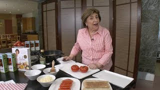 Beefsteak Tomato And Provolone Cheese Melt Recipe