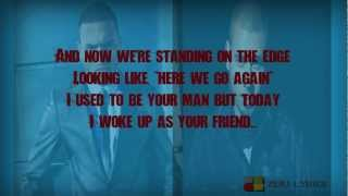 Chris Brown Ft. Afrojack - As Your Friend (Lyrics)