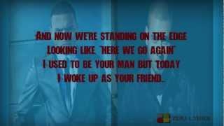 Chris Brown Ft. Afrojack - As Your Friend (Lyrics)