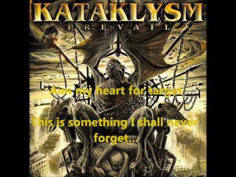 Kataklysm - The Vultures Are Watching (With Lyrics)