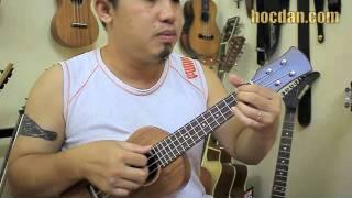 Ukulele - Hướng dẫn chơi ukulele bài Cát Bụi - Trịnh Công Sơn [Hiếu Orion]