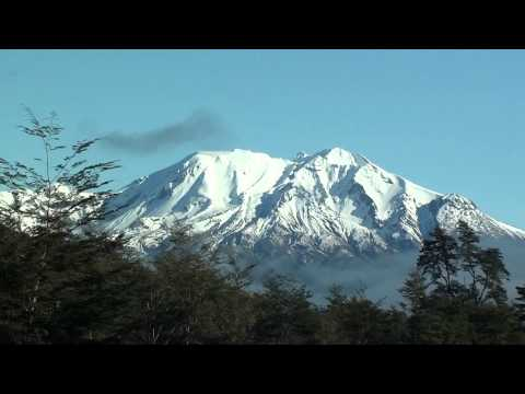 Most beautiful volcanic video of my Chilean trip July 2013