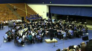 """Orpheus Overture"" by the Intermediate Honor Band@2010 Parade of Honor Bands"