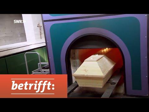 Die Letzte Entscheidung - Wie Sich Die Bestattungskultur Wandelt | SWR Betrifft