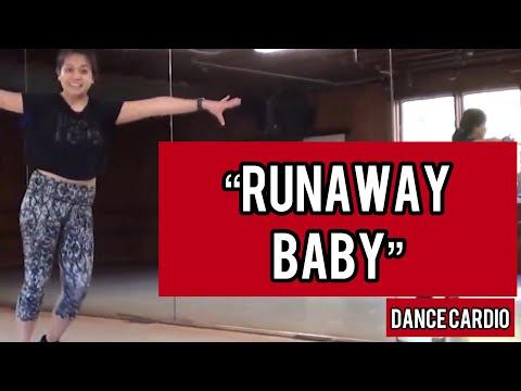 "Dance Cardio - ""Runaway Baby"""
