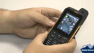 Видеообзор Sonim XP6600