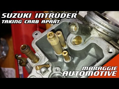 SOLVED: How do I adjust the carbs on a vs 1400 intruder - Fixya