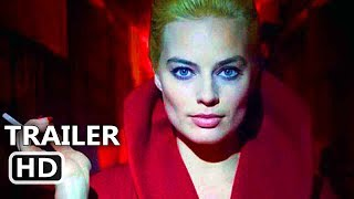 TERMINAL Official Trailer TEASE (2018) Margot Robbie, Simon Pegg Movie HD