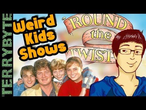 Weird Aussie Kids Shows - Round The Twist -TerryByte