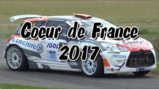 Rallye Coeur de France 2017