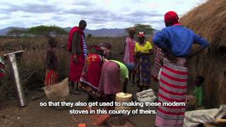 Clean Cooking Stoves Maasai | African Slum Journal