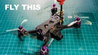 Want to be an FPV pilot? Start with this | Geniuser 160mm FPV Racing Drone review