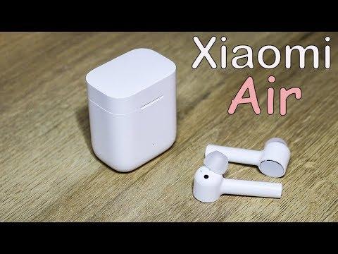 НАУШНИКИ Xiaomi Air с Шумодавом! Убийца AirPods?? Mi True Wireless Earphones