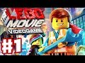 The LEGO Movie Videogame Gameplay Walkthrough Part 1 Emmet And Wildstyle PC Xbox One PS4 mp3