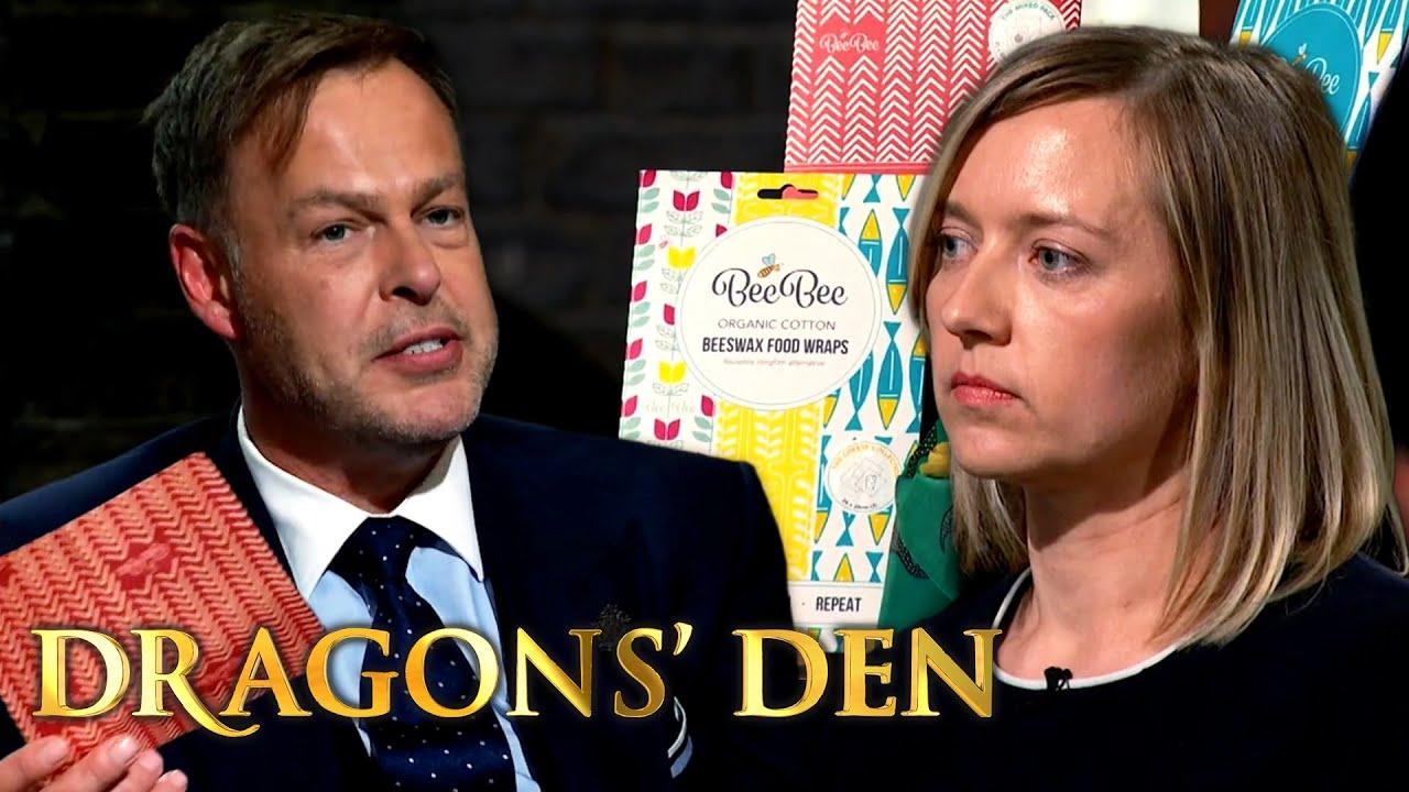 Deborah Sniffs Out a Formula That Needs Tweaking | Dragons' Den